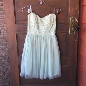 LuLu's Light Green Dress 🔆